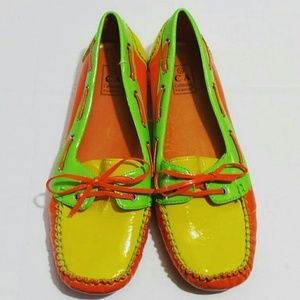 CA Collection By Carrini Tuti-Fruity Loafers(10)